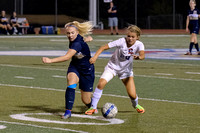 092717-Girls Soccer-FR at Mt Pleasant