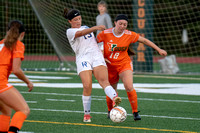 091918-Girls Soccer-Yough vs Derry
