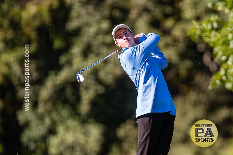 Boys Golf Sectional at FR_20200921-KR1_5476