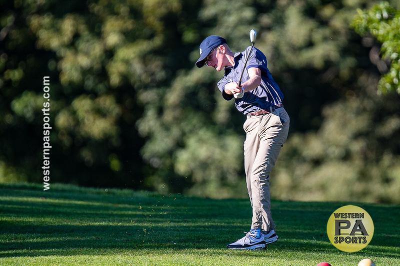 Boys Golf Sectional at FR_20200921-KR1_5449
