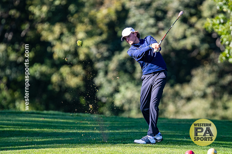Boys Golf Sectional at FR_20200921-KR1_5435