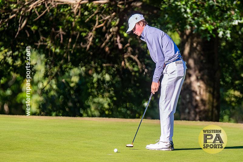 Boys Golf Sectional at FR_20200921-KR1_5512