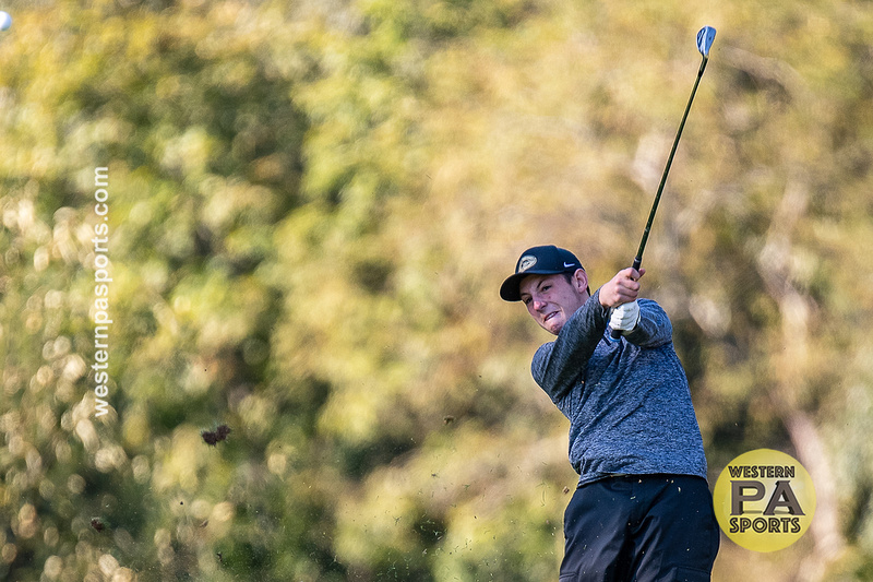 Boys Golf Sectional at FR_20200921-KR1_5561