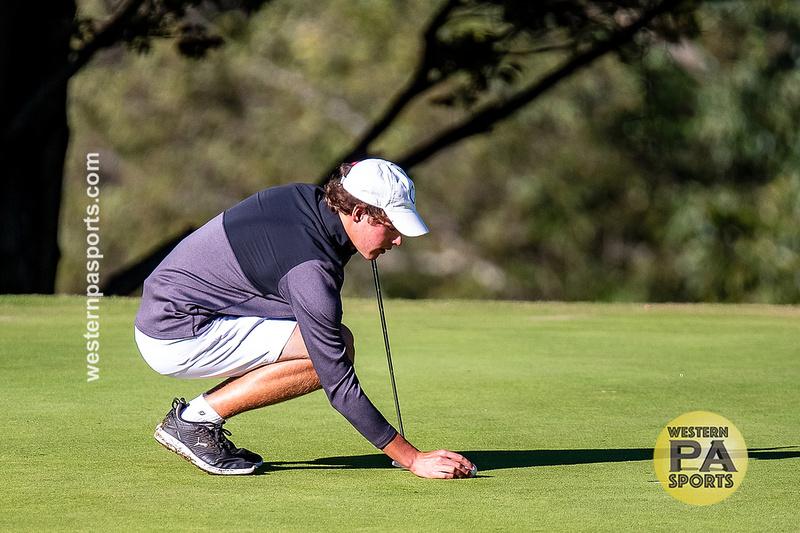 Boys Golf Sectional at FR_20200921-KR1_5640