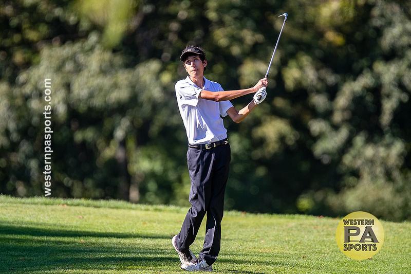 Boys Golf Sectional at FR_20200921-KR1_5810