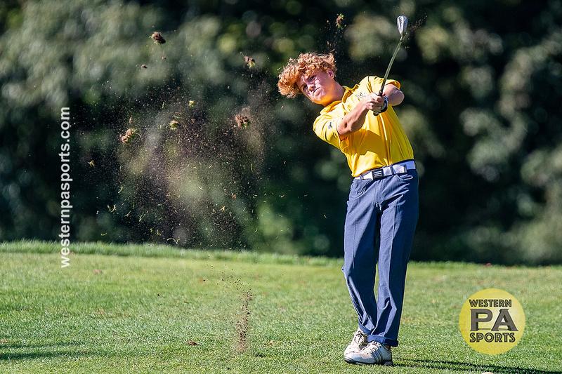 Boys Golf Sectional at FR_20200921-KR1_5878