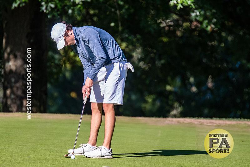 Boys Golf Sectional at FR_20200921-KR1_5929