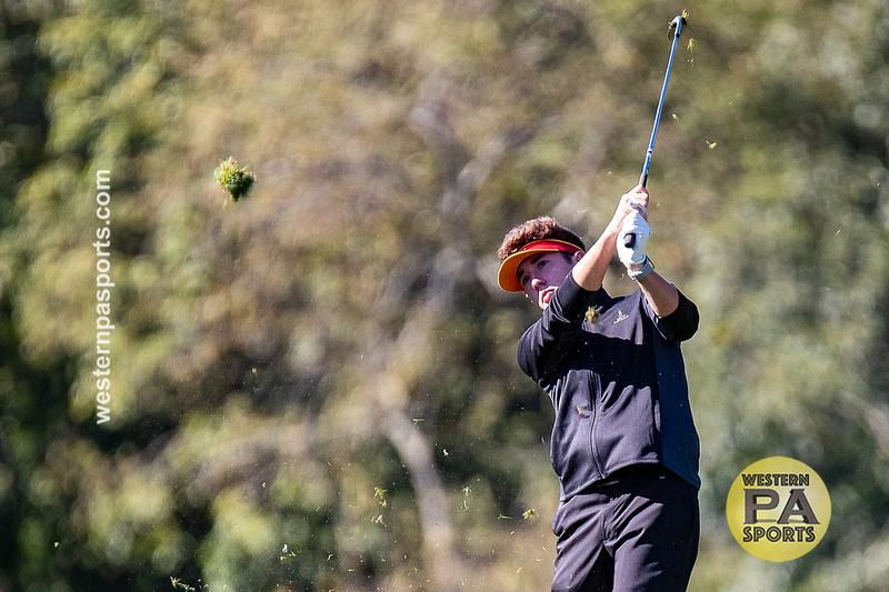 Boys Golf Sectional at FR_20200921-KR1_5968