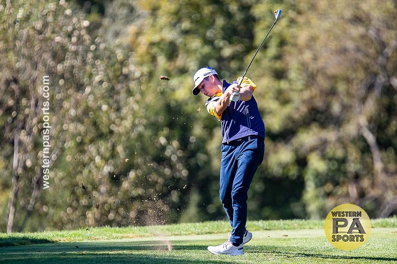 Boys Golf Sectional at FR_20200921-KR1_5984