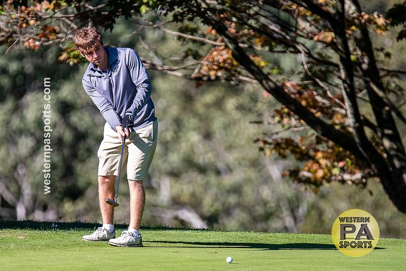 Boys Golf Sectional at FR_20200921-KR1_6039