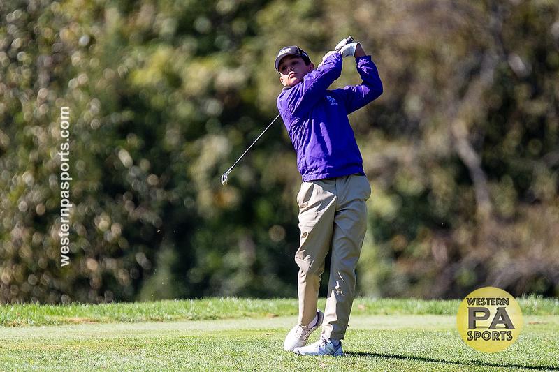 Boys Golf Sectional at FR_20200921-KR1_6085