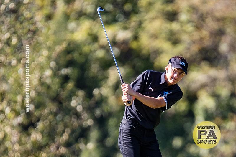 Boys Golf Sectional at FR_20200921-KR1_6172