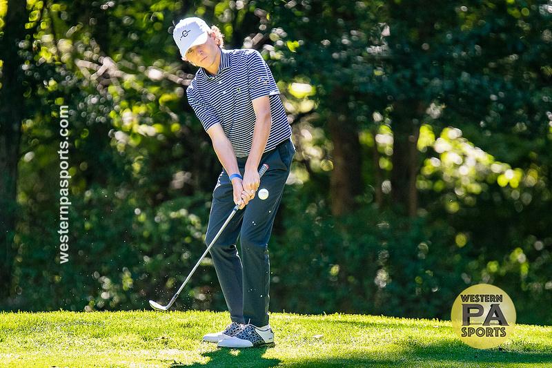 Boys Golf Sectional at FR_20200921-KR1_6236
