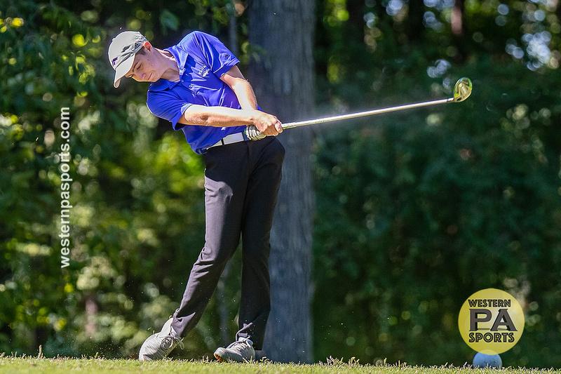 Boys Golf Sectional at FR_20200921-KR1_6289