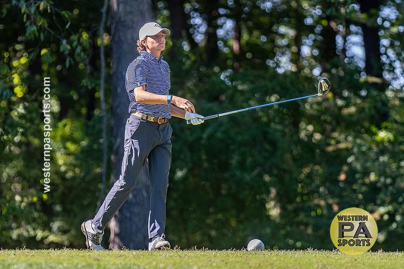 Boys Golf Sectional at FR_20200921-KR1_6316