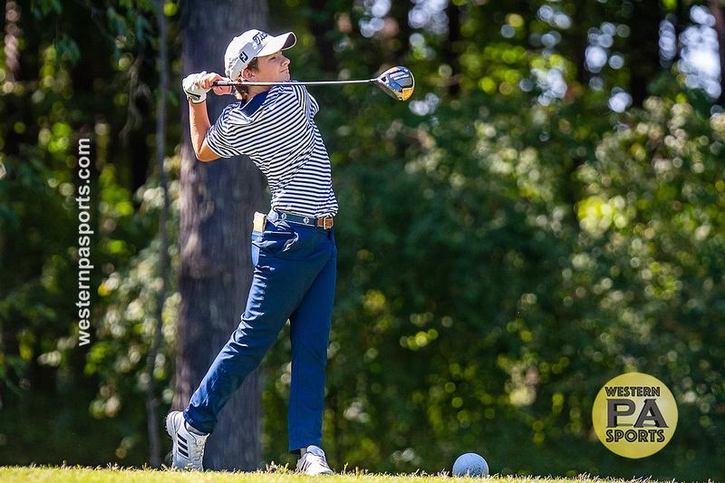Boys Golf Sectional at FR_20200921-KR1_6511