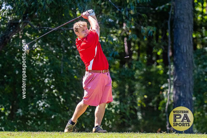 Boys Golf Sectional at FR_20200921-KR1_6560