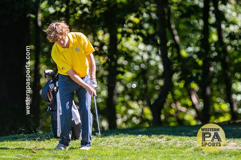 Boys Golf Sectional at FR_20200921-KR1_6589