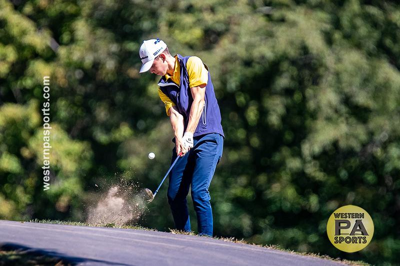 Boys Golf Sectional at FR_20200921-KR1_6638