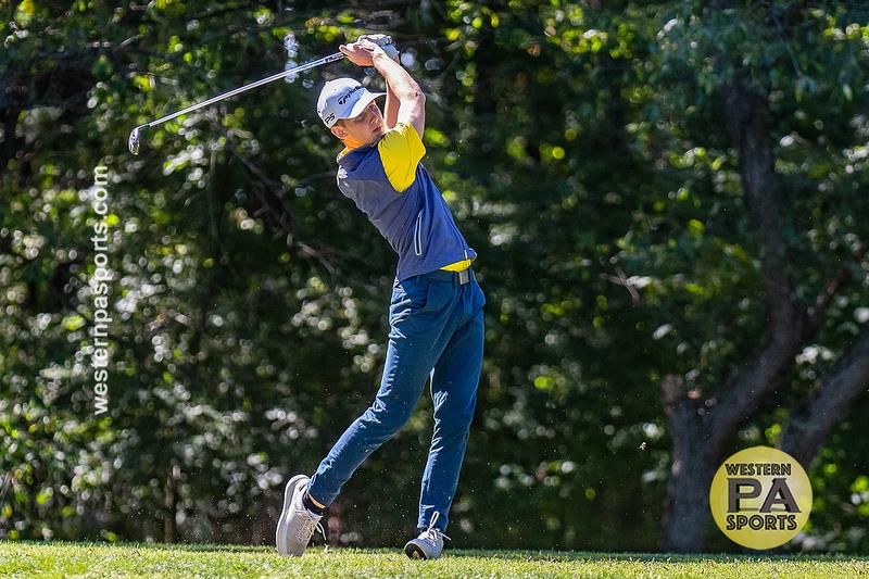Boys Golf Sectional at FR_20200921-KR1_6773