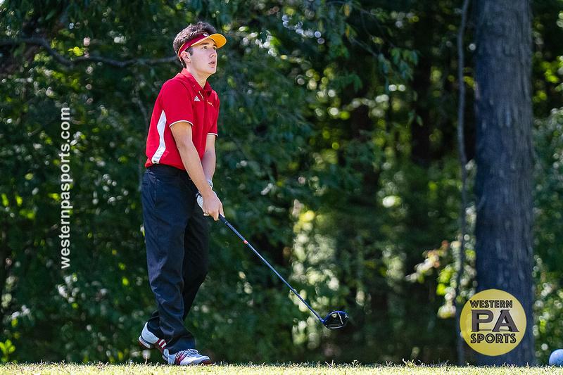 Boys Golf Sectional at FR_20200921-KR1_6813