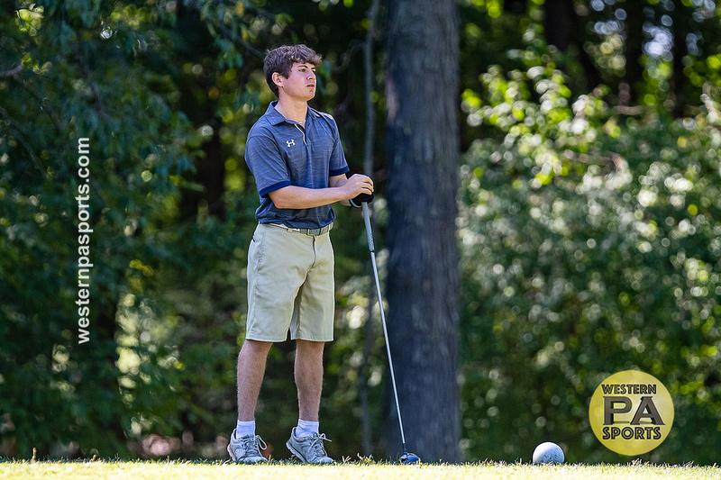 Boys Golf Sectional at FR_20200921-KR1_6917