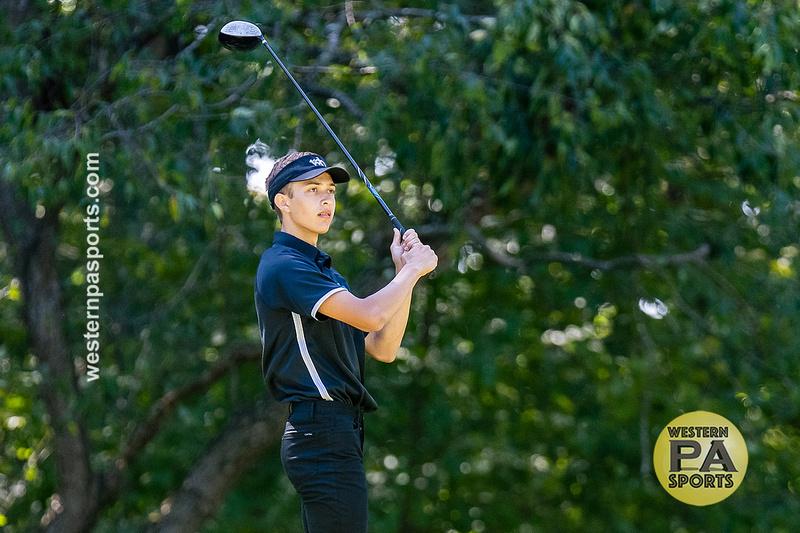 Boys Golf Sectional at FR_20200921-KR1_6949