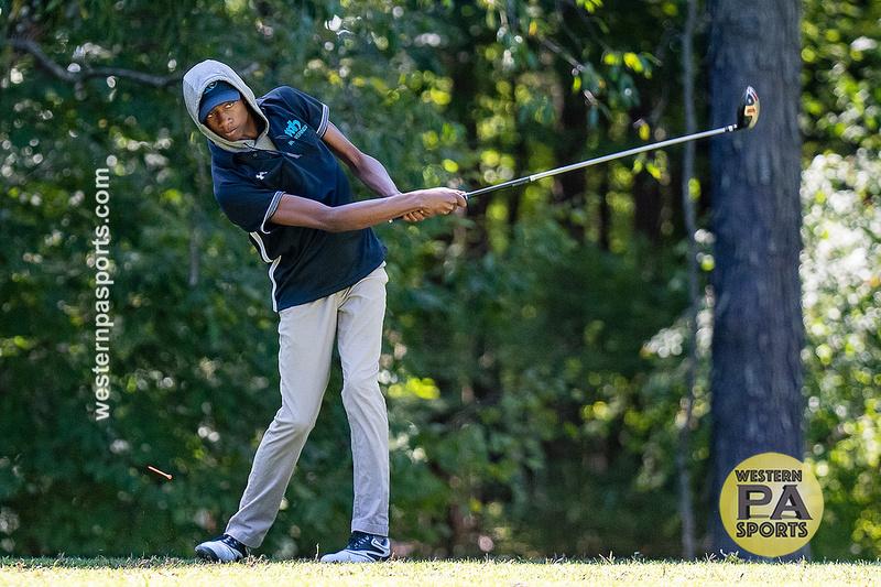 Boys Golf Sectional at FR_20200921-KR1_6971