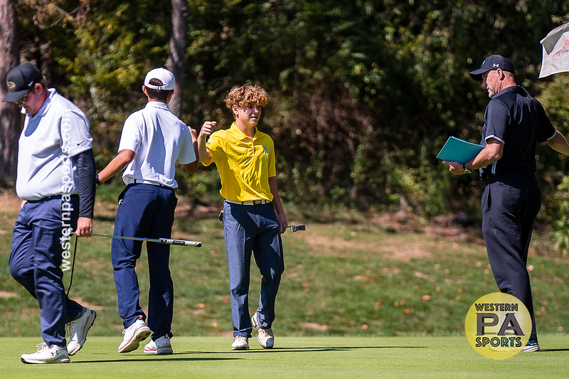 Boys Golf Sectional at FR_20200921-KR1_7056
