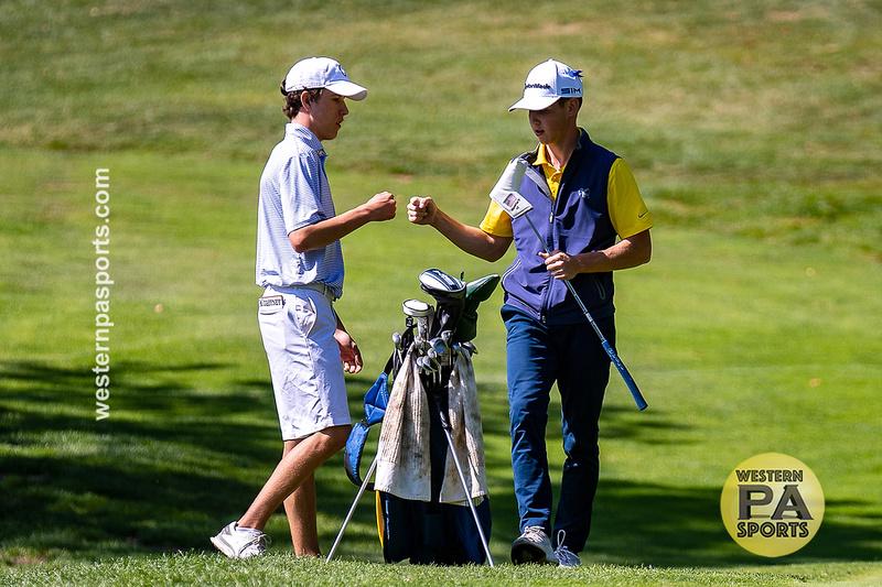 Boys Golf Sectional at FR_20200921-KR1_7113